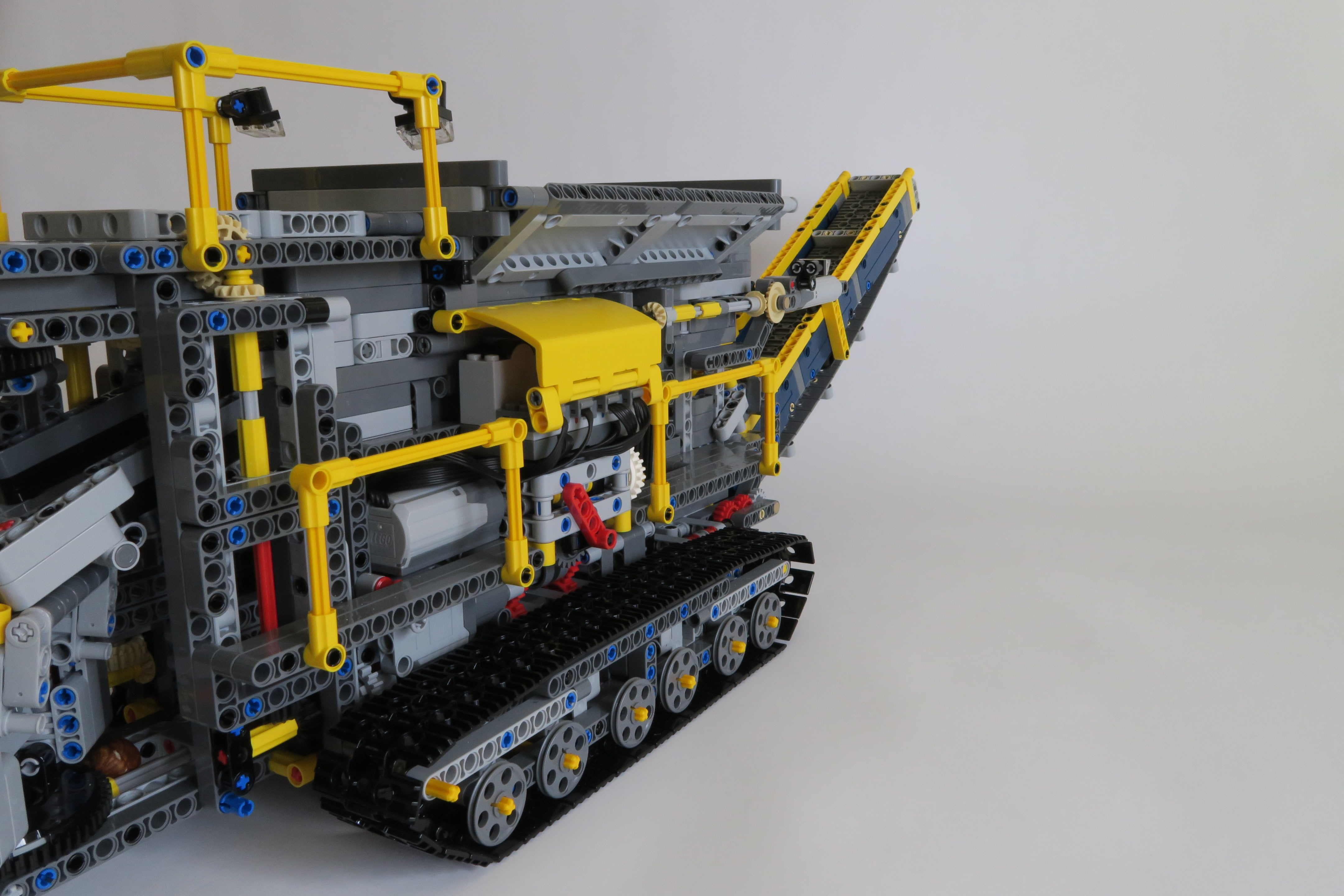 lego 42055 c model instructions